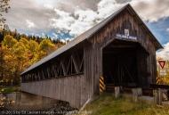 Columbia Bridge, Lemington, Vermont