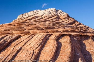 Perpendicular Layers, Yant Flat, Utah