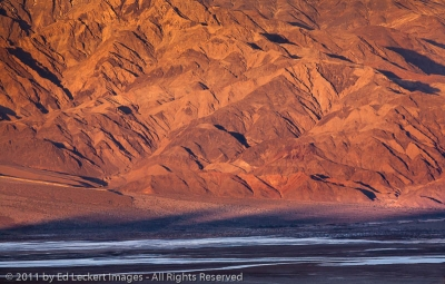 The Day Begins, Death Valley National Park, California