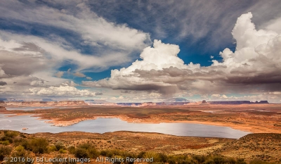 Wahweap Bay, Lake Powell, Arizona