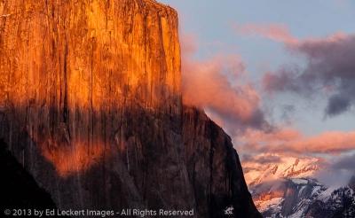 Wall of Light, Yosemite National Park, California