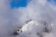 Clearing Storm, Mt. Baker-Snoqualmie National Forest, Washington