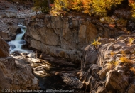 Coos Canyon on the Swift River, Byron, Maine