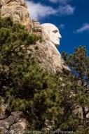 George, Mount Rushmore National Memorial, South Dakota