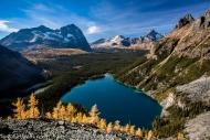 Lake O'Hara, Yoho National Park, British Columbia