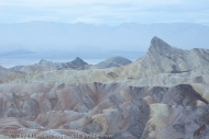 Pastel Morning at Zabriskie, Death Valley National Park, California