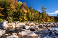 Swift River Color, White Mountain National Forest, New Hampshire