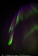 Aurora Overhead, Yellowknife, Northwest Territories, Canada