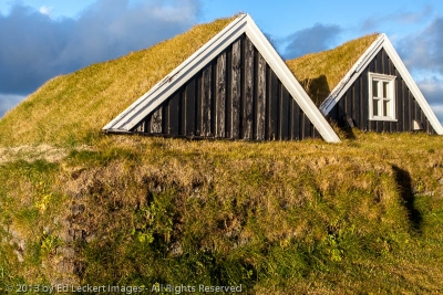 Fisherman's Cottage, Hellissandur, West Iceland
