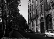 Summer Morning on the Quai d'Anjou, Paris, France