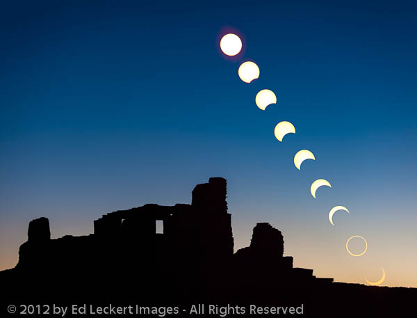 The Annular Solar Eclipse of 2012