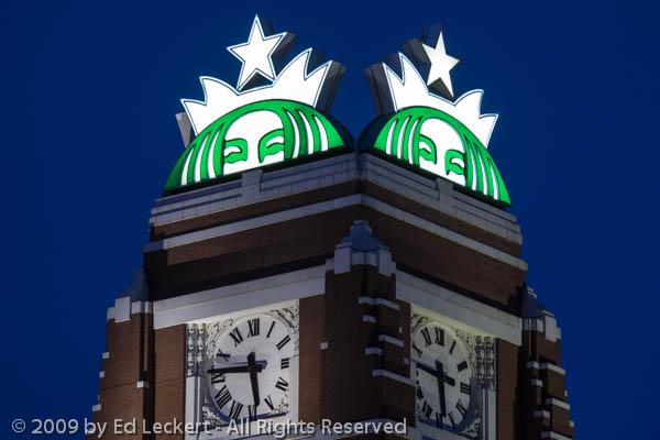 Starbucks World Headquarters, Seattle, Washington