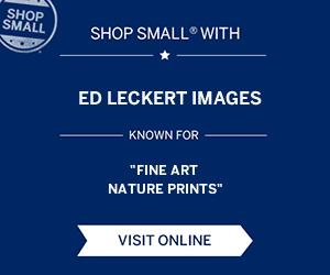 Ed Leckert Images Shop Small Digital Banner