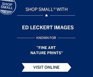 Ed Leckert Images Shop Small Digital Banner