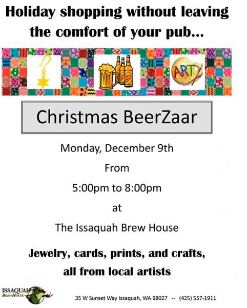 BeerZaar Flyer