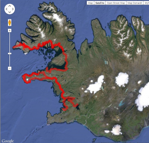 Iceland Triptrace