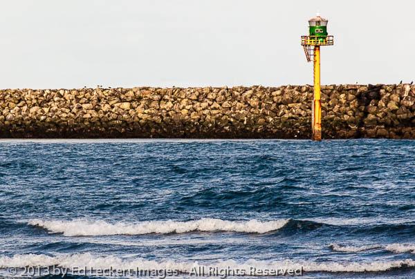 Lighthouse at Rif, Iceland