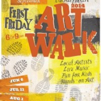 It's First Friday Art Walk Time Again!
