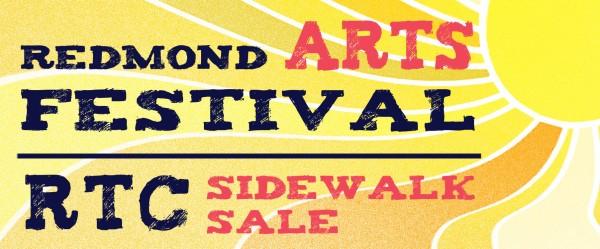 Redmond Arts Festival Banner
