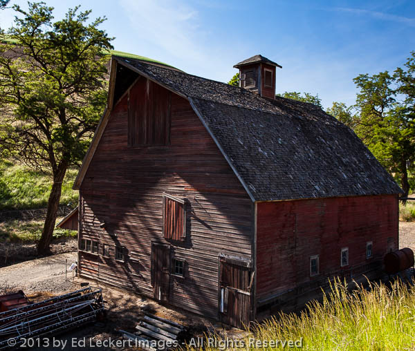 Barn with Character, The Palouse, Washington