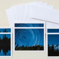 """Rainier After Hours"" Note Cards"