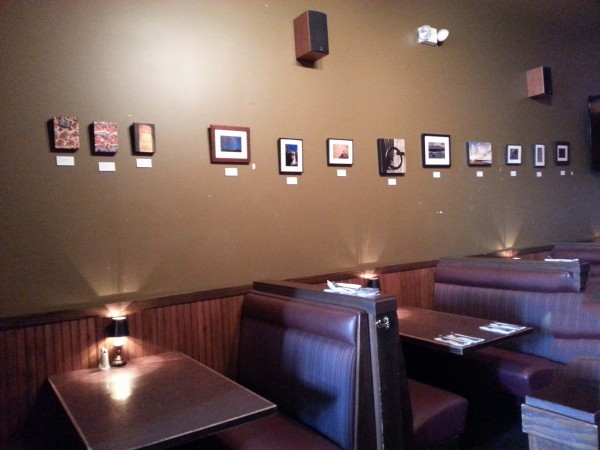 Collins Pub Photography Installation