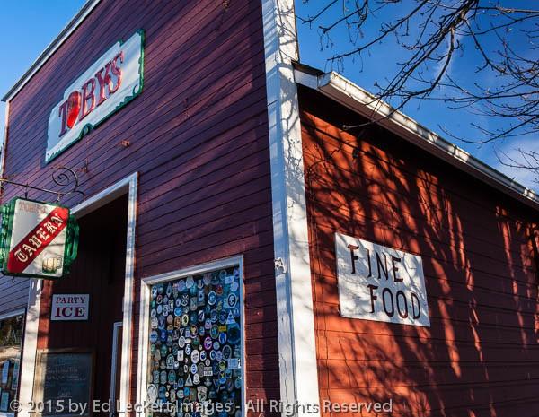 Fine Food, Coupeville, Washington