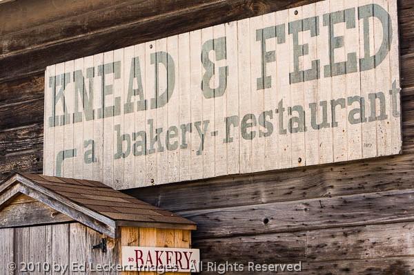 Knead & Feed, Coupeville, Washington