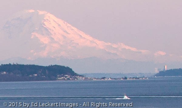 Mount Rainier and Seattle, Ebey's Landing National Historical Re