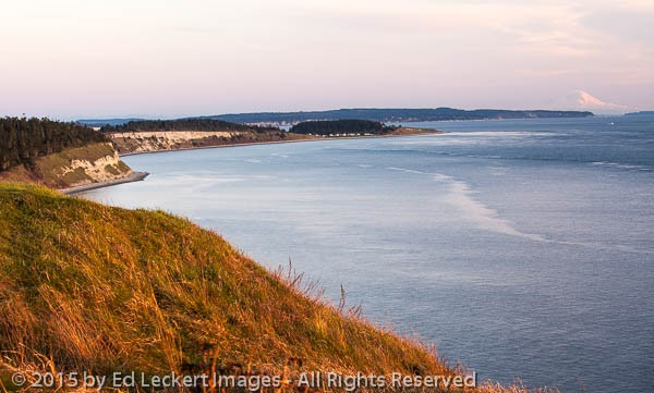 Whidbey Island Coastline, Ebey's Landing National Historical Res