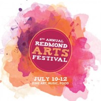 Redmond Arts Festival is This Weekend!