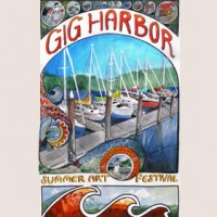 Gig Harbor Summer Art Festival Is This Weekend!