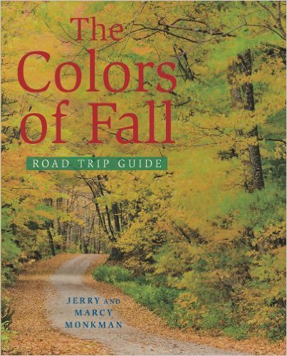 The Colors of Fall Road Trip Guide Cover