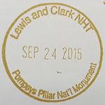 Lewis&ClarkPompeysPillarStamp