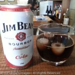 Jim Beam in a Can, Corinna, Tasmania, Australia
