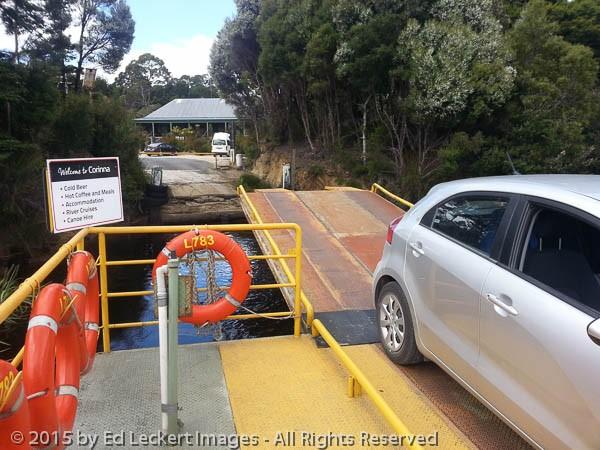 Welcome to Corinna, Tasmania, Australia