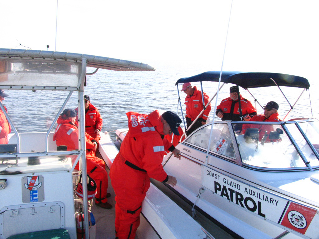 auxiliary operations new orleans coast guard