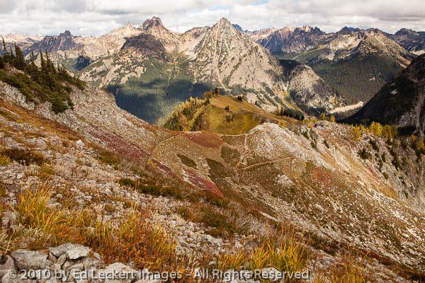 North Cascades, Okanogan-Wenatchee National Forest, Washington