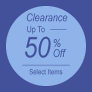 Anniversary Clearance Sale!
