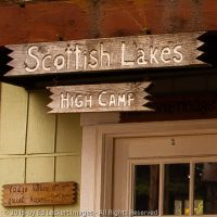 Visiting the Scottish Lakes High Camp