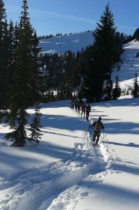 Mt. Rainier Snowshoe & Photography Group, Mount Rainier National