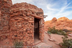 The Cabins, Valley of Fire State Park, Nevada