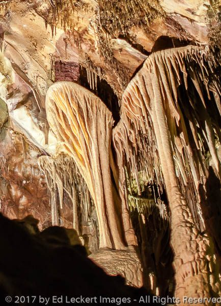 The Parachute, Lehman Caves, Great Basin National Park, Nevada