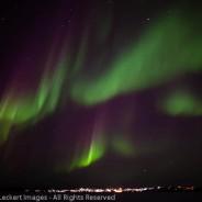 Aurora Over Yellowknife, Northwest Territories, Canada