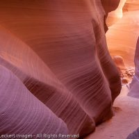 Canyon Colors, Lower Antelope Canyon, Page, Arizona