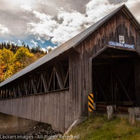 Columbia Bridge, Lemington, Vermont