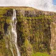 Iceland Waterfall, Stóridalur, Iceland