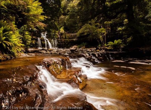 Liffey Falls, Liffey Falls State Reserve, Tasmania, Australia