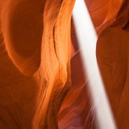Light and Shape, Upper Antelope Canyon, Page, Arizona