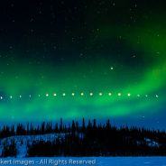 How to Photograph the Lunar Eclipse and Aurora Borealis Together